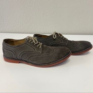 14th & Union Oxford Leather Suede